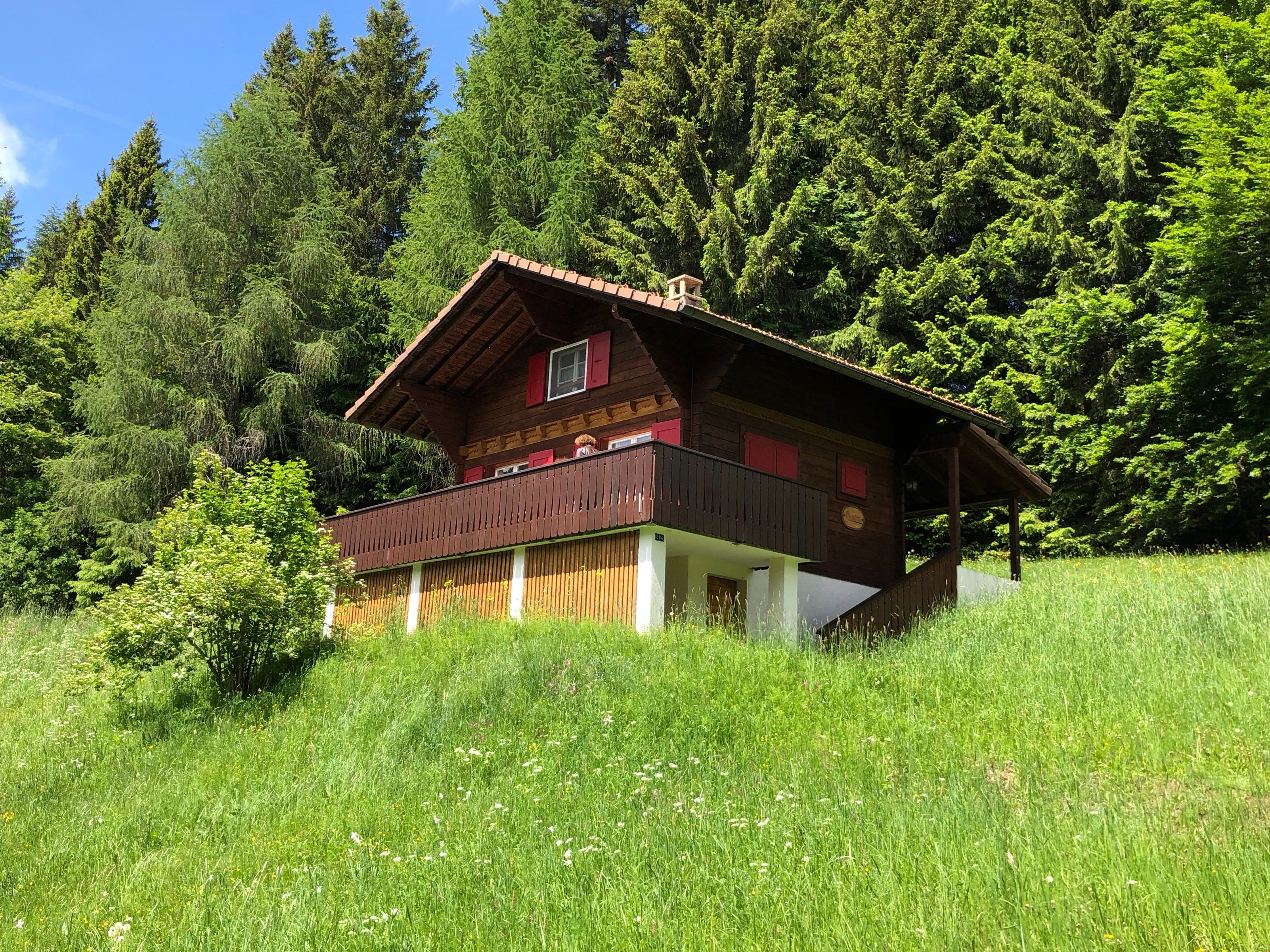 Chalet Clairbois